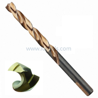 HSS Fully Ground TurboMax Drill Bit for Metal etc.
