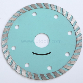 Diamond Saw Blades Turbo Type