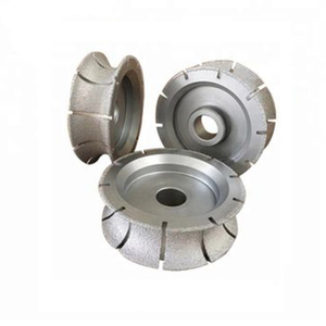Vacuum Brazed Diamond Profiling Wheels