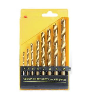 8PCS TWIST DRILL SET(2)