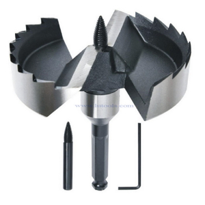 Self-Feeding Wood Boring Bit (WD-016)
