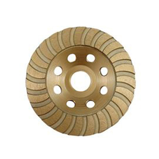 Wave Diamond Grinding Wheel