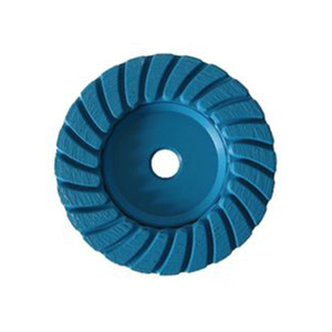 Turbo Diamond Grinding Cup Wheels for Stone