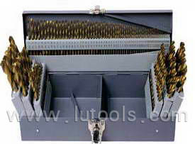 115pcs Twist Drill Set