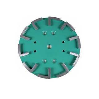 J Type Segment Diamond Grinding Wheel for Concrete Floor