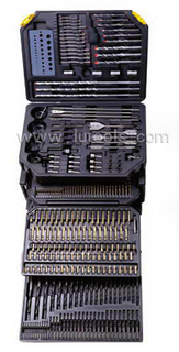 333pcs Combination Drill Set