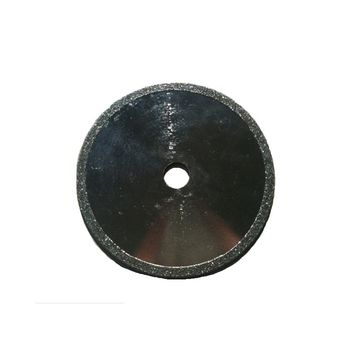 Electroplated Continuous Rim Diamond Blade for Cutting Masonry