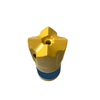 R32 51mm Steel Cross Bits for Self Drilling Anchor Bolt