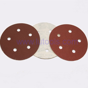 Abrasive Velcro Discs for Metal